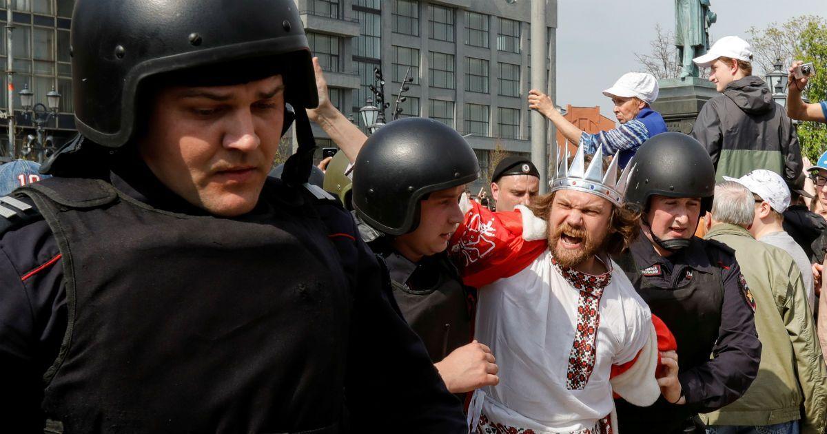 Фото А Ленин предупреждал! Почему Навальный бессилен перед Путиным
