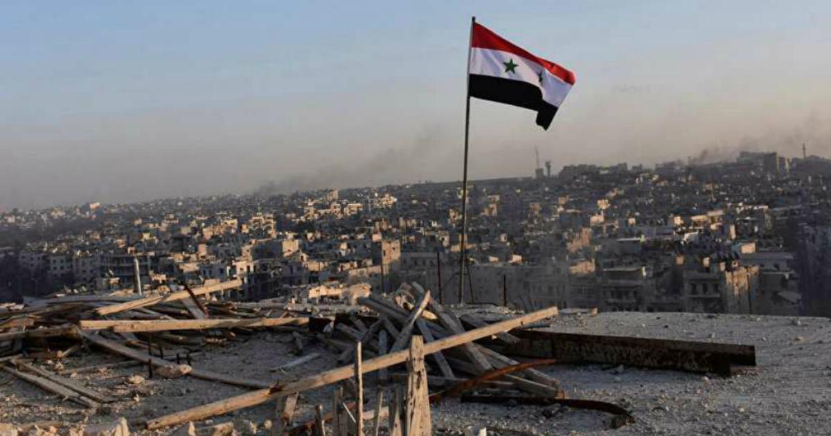 Фото Что происходит в Сирии?