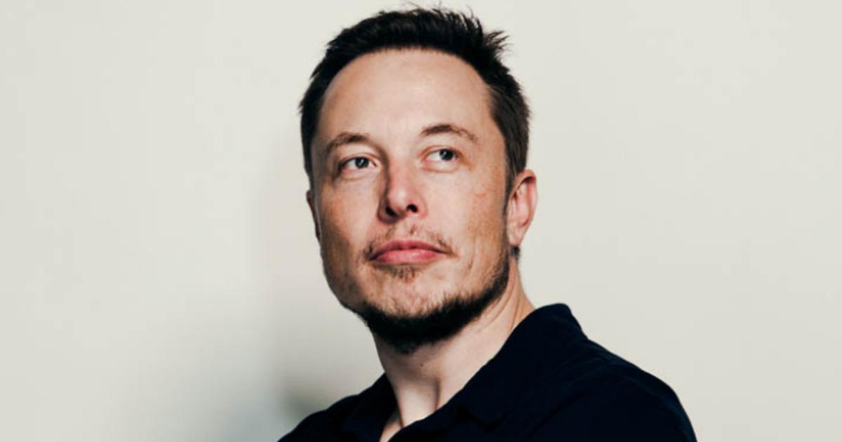 Фото Кто такой Илон Маск?