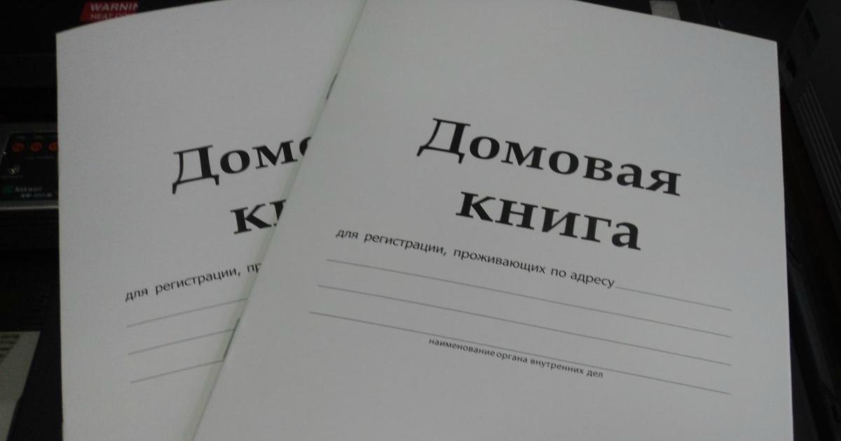 Фото Как взять выписку из домовой книги?