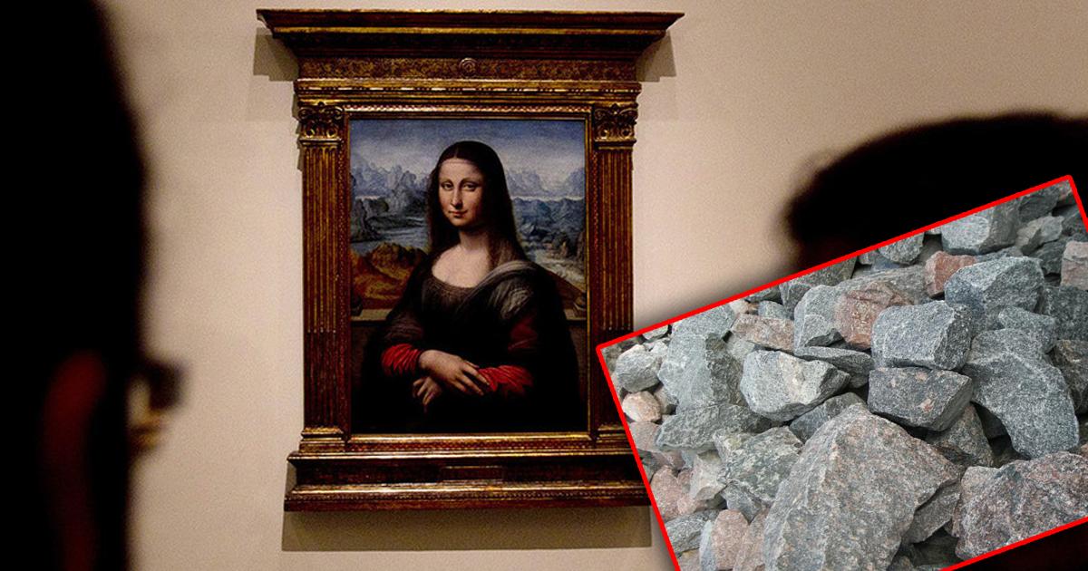 Фото Борцы с искусством. Известные нападения на знаменитые картины