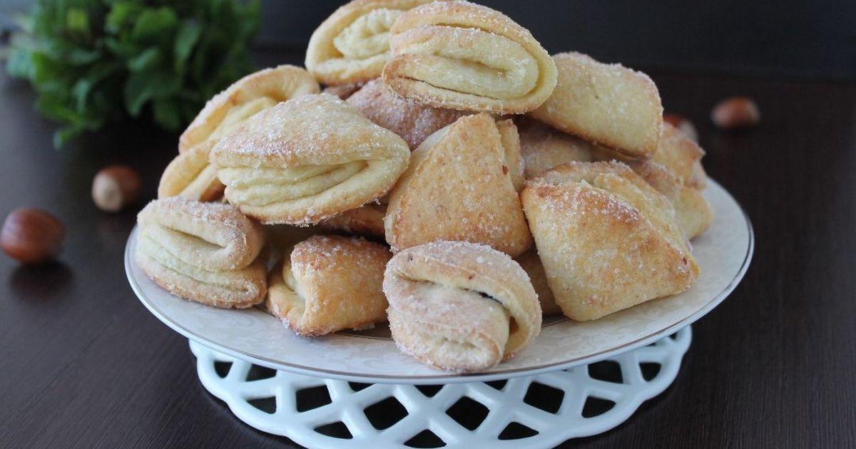 Фото Любимое творожное печенье