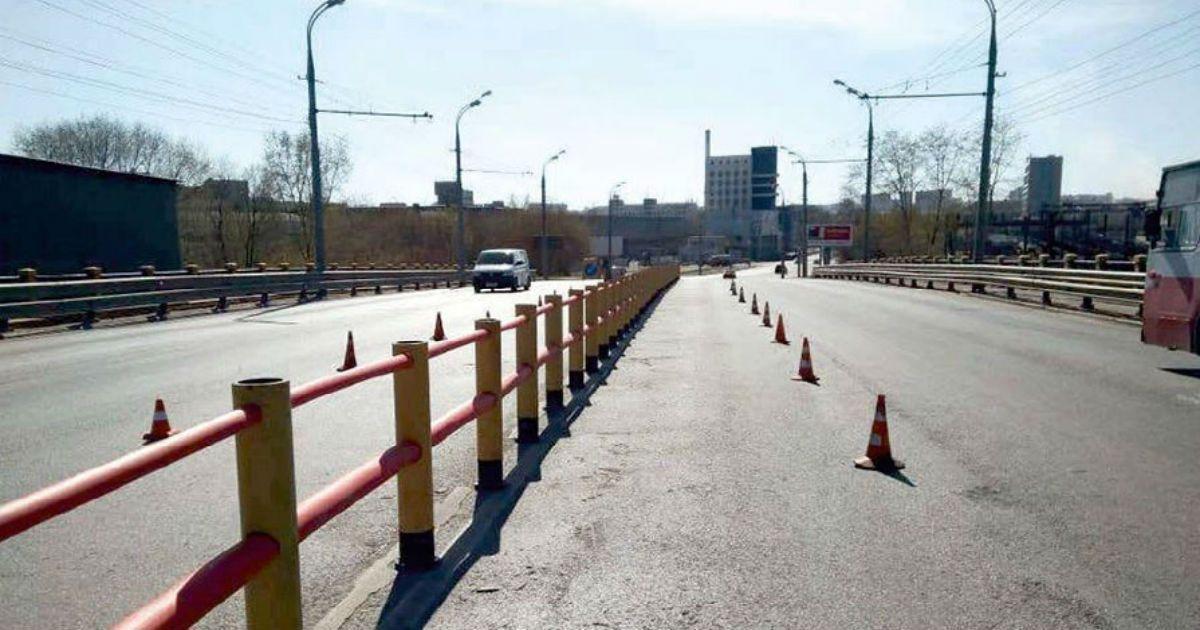 Фото Голь на выдумки хитра. ГИБДД показала столбики, которые поставят на дорогах