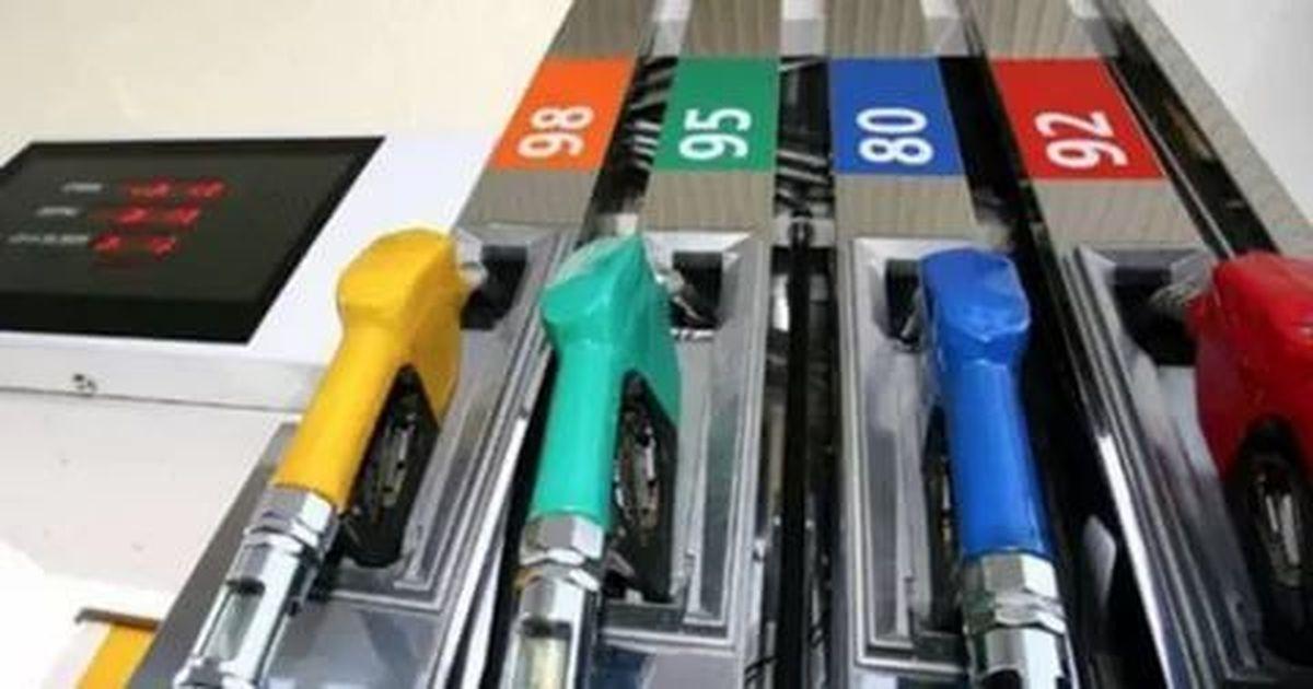 Фото Почему дорожает бензин?