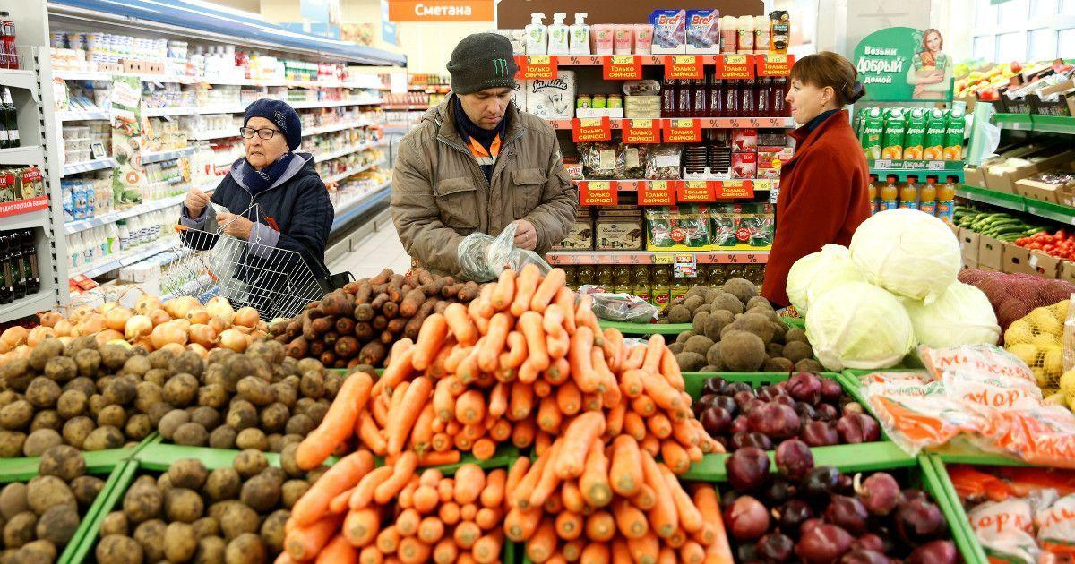 Фото В России резко дорожают овощи «для бедных». Что происходит?