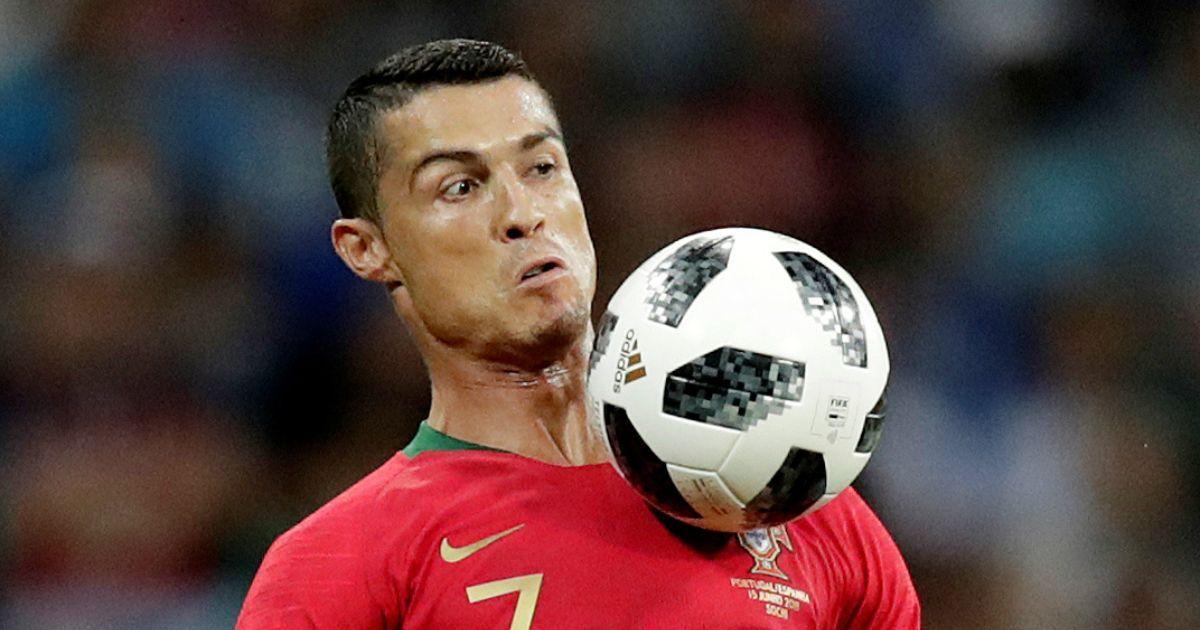 Фото Три гола Роналду спасли Португалию от поражения в матче ЧМ с Испанией