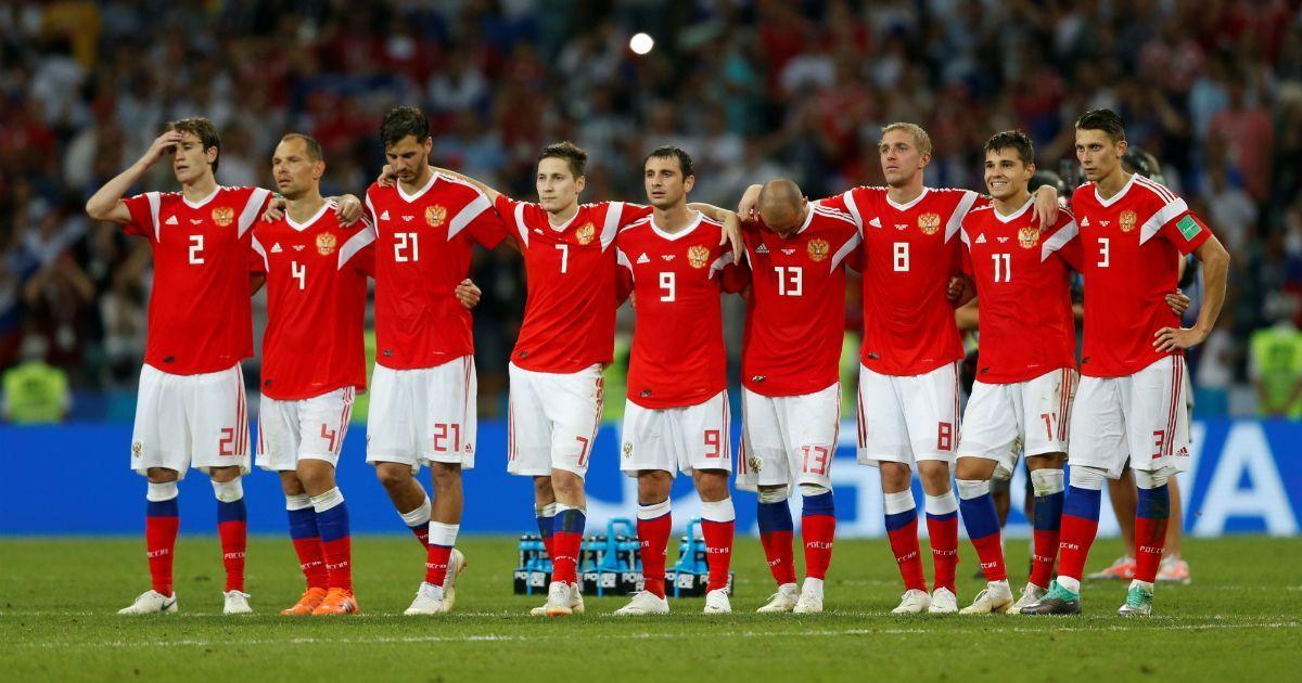 Фото Спасибо, ребята! Как сборная России совершила главное чудо ЧМ