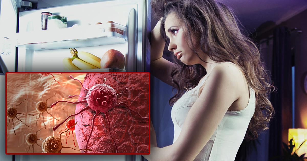 Фото Привет, онкология: чем опасен поздний ужин