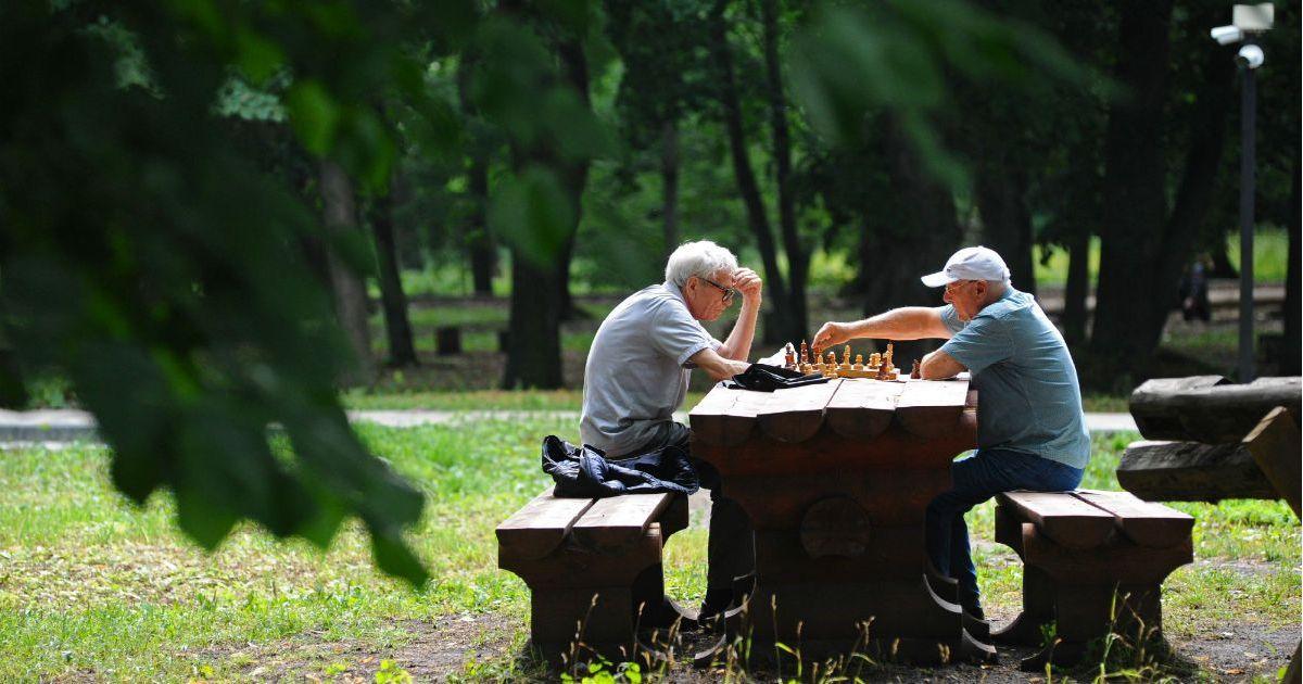 Фото Лишние люди. Почему россиян можно и нужно выгонять на пенсию