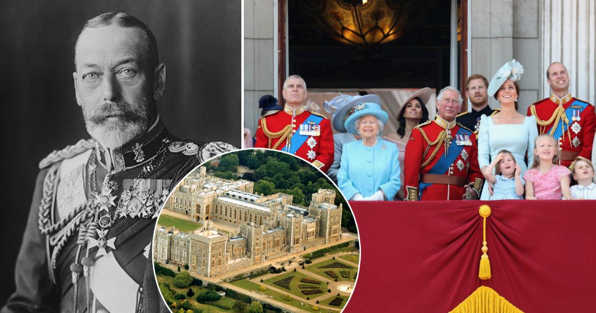 Фото Почему члены британской королевской семьи не используют свою фамилию?