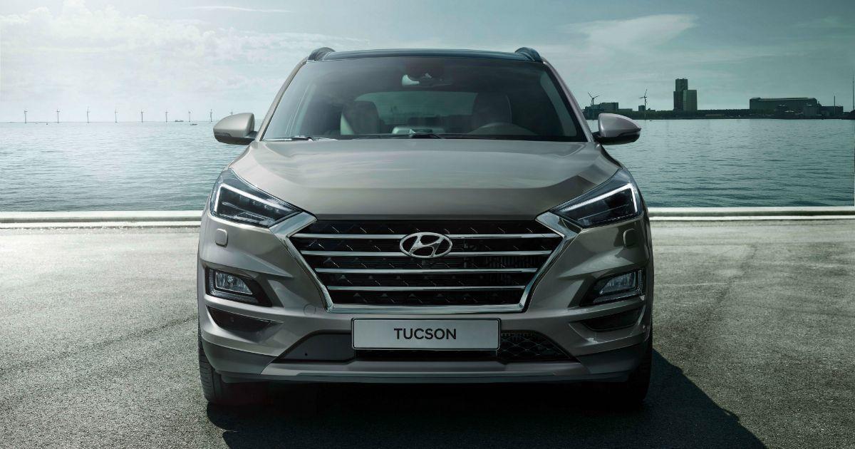 Фото Новый Hyundai Tucson выходит на российский рынок