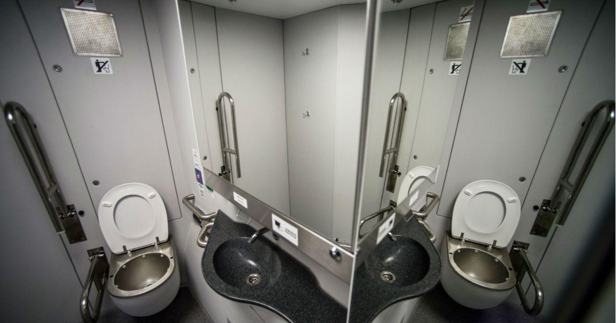 Фото Для бедных - гравитационные туалеты. РЖД разделит пассажиров на 4 класса