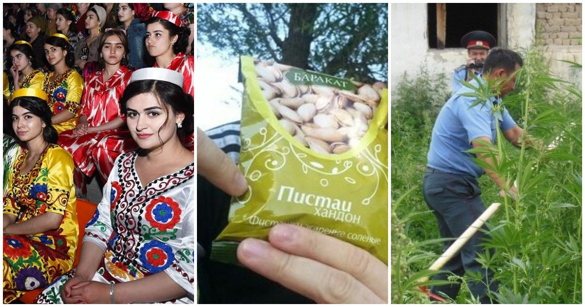 Фото Таджикистан глазами русского