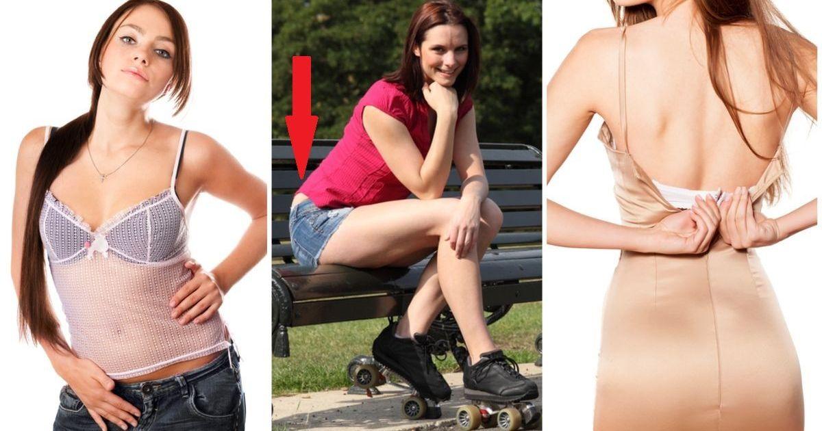 Фото Сними это немедленно! 6 ошибок женского гардероба, которые бесят всех  