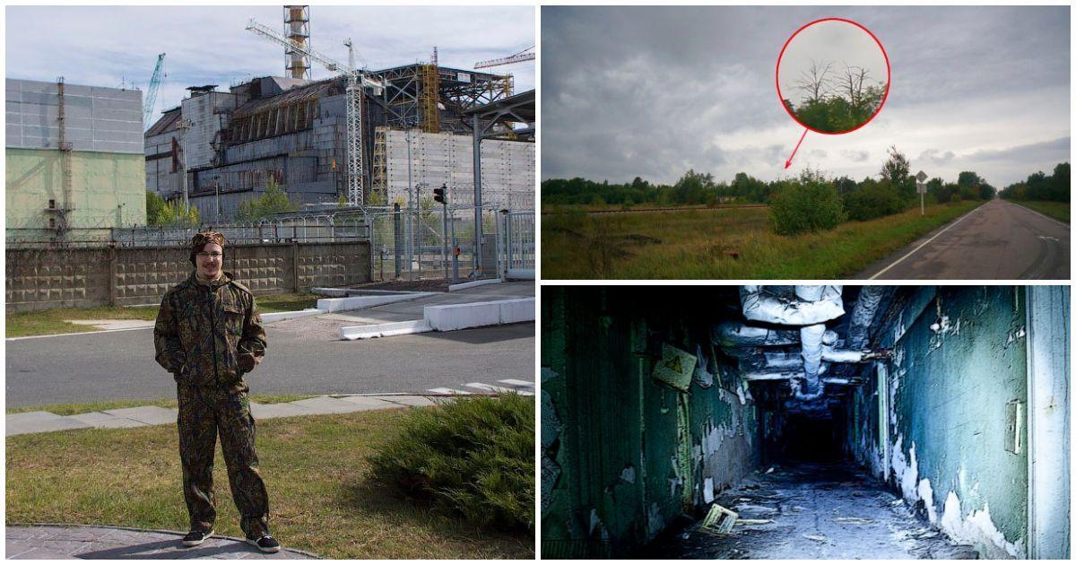 Фото Не верьте популярным «чернобыльским ФОТО». Правда и мифы о Зоне