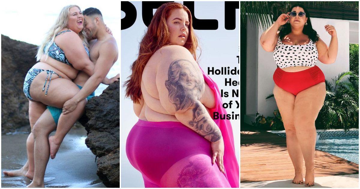 Фото Никаких усилий – только жрать. Модели с ожирением как новый тренд (ФОТО)