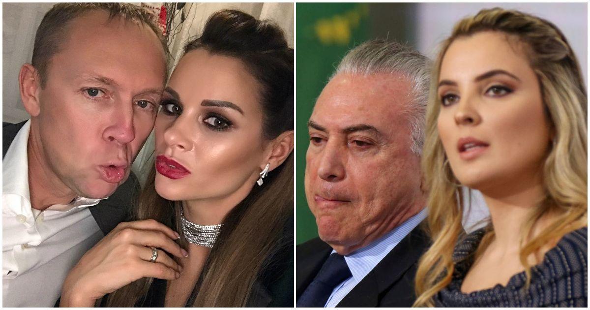 Фото На 50 лет моложе мужа. Политики и их жены с большой разницей в возрасте