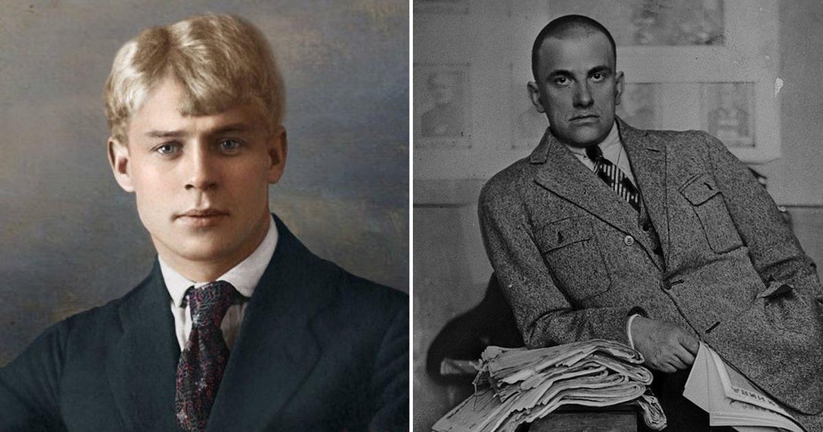 Фото Русские поэты и писатели, которые страдали от вредных привычек