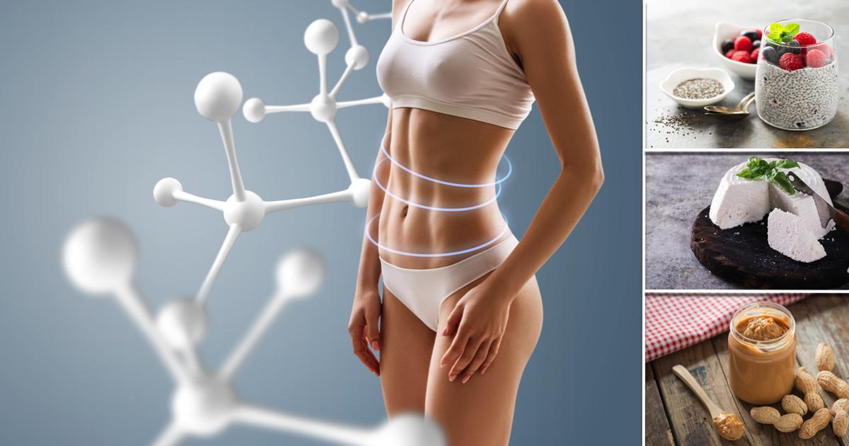 Фото 11 необходимых продуктов для эффективного сжигания жира и формирования красивых мышц