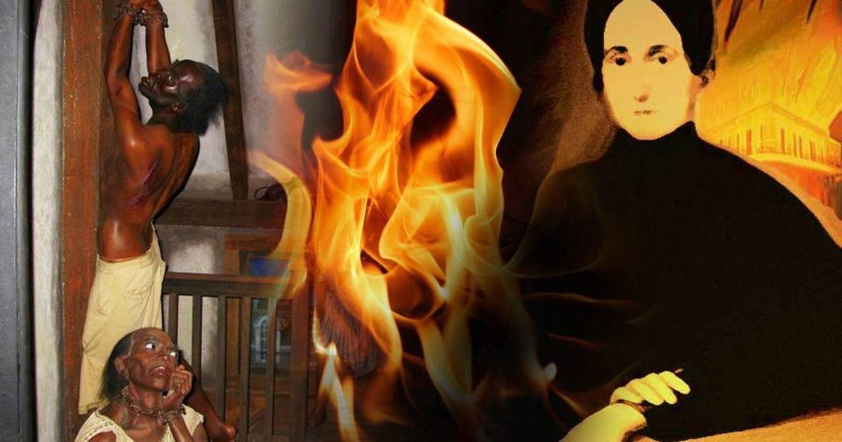 Фото Тайна мадам Лалори: что скрывал чердак знаменитой рабовладелицы