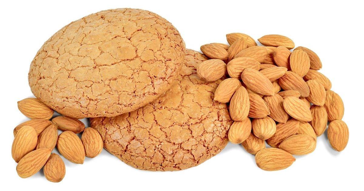 Фото Вкуснейшее миндальное печенье