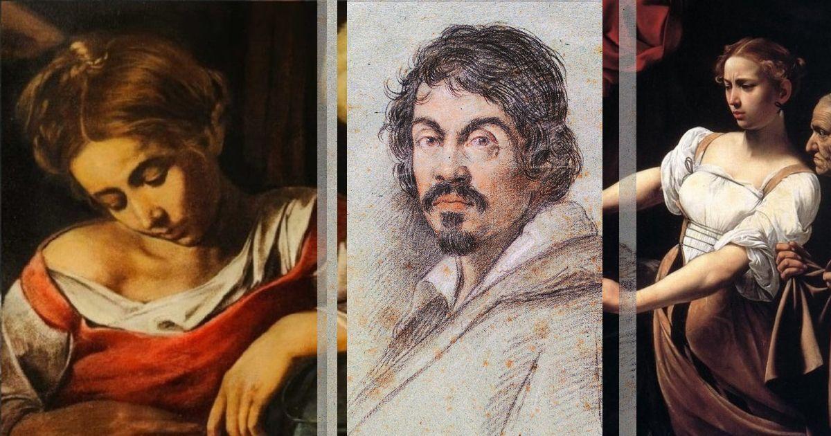 Фото Почему Караваджо писал картины с натурщицы-куртизанки?
