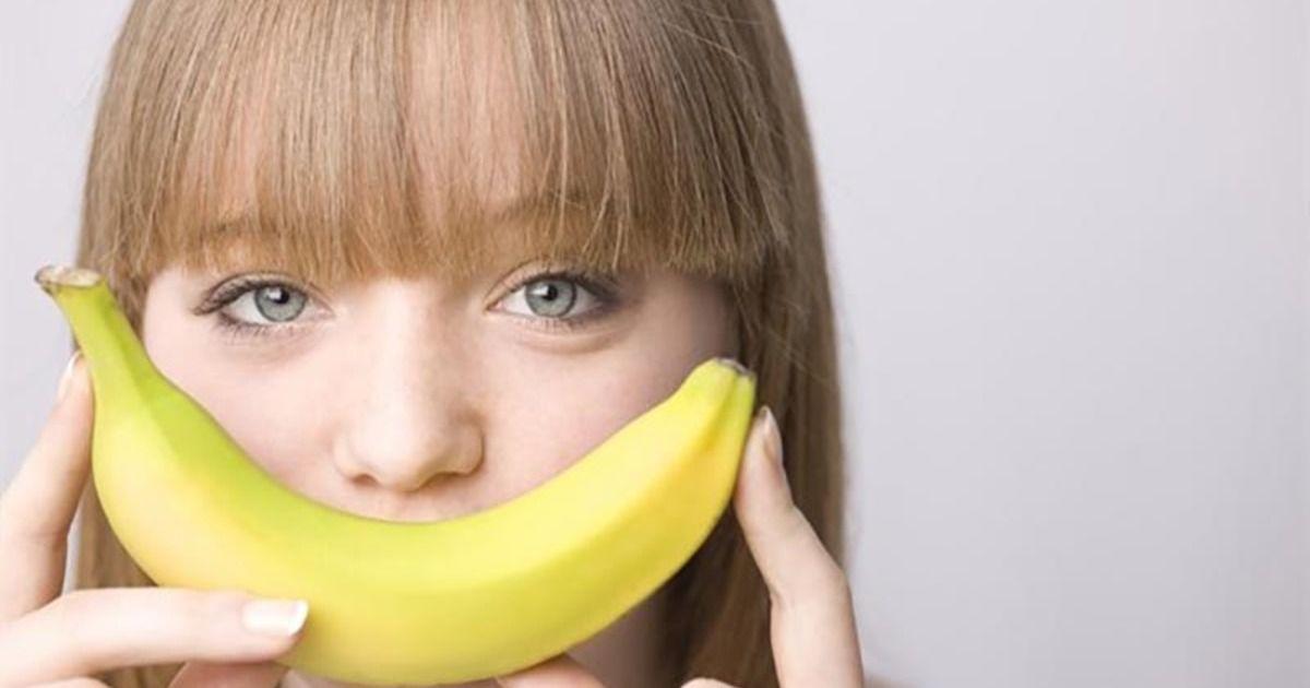 Фото Что произойдёт, если есть бананы каждый день