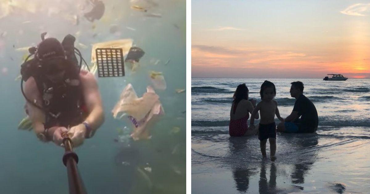 Фото Райский пляж на Филиппинах был полностью уничтожен наплывом туристов
