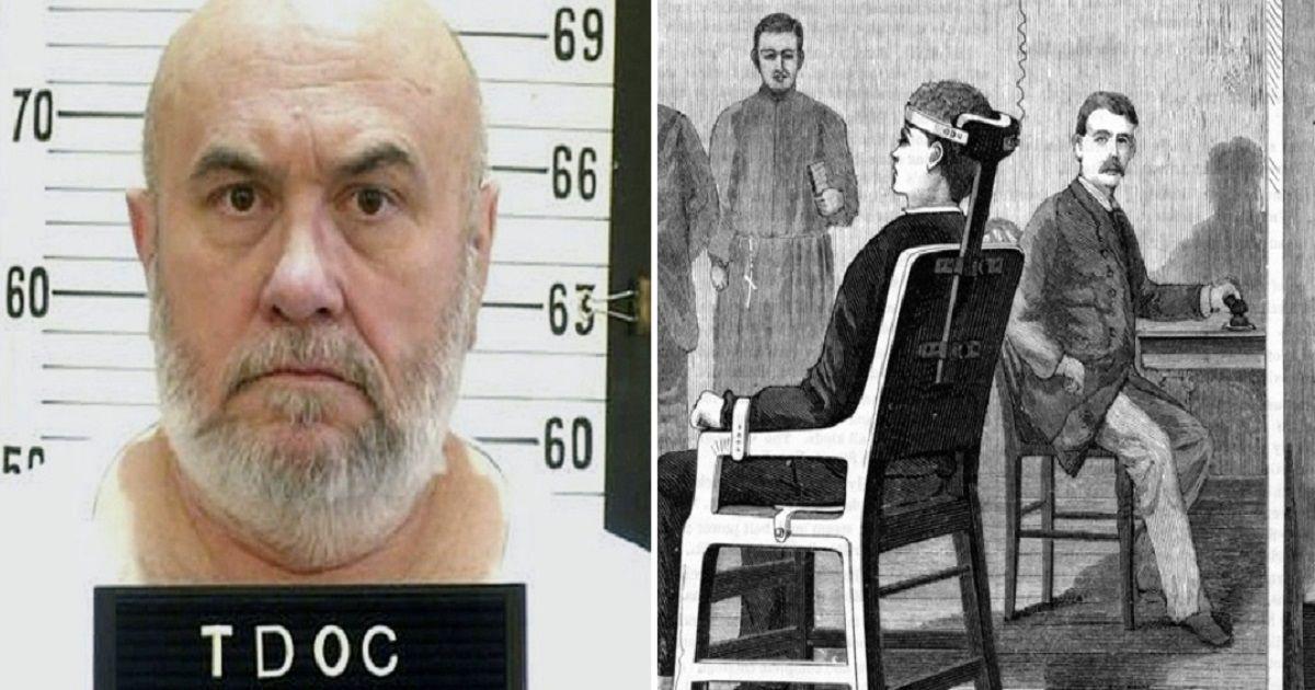 Фото В США впервые за 5 лет осужденный казнен на электрическом стуле