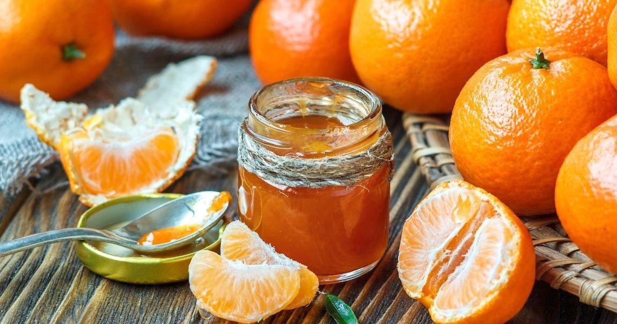 Фото Вкуснейший мандариновый джем