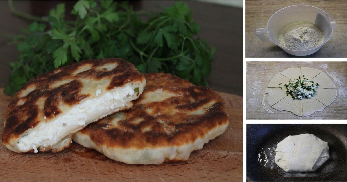 Фото Чудо молдавской кухни - плацинды: пошаговый фото рецепт