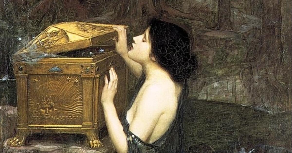Фото Что такое ящик Пандоры? Что значит «открыть ящик Пандоры»