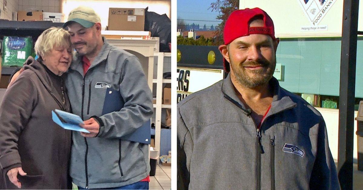 Фото В США бездомный нашел $17000 и передал благотворительному фонду
