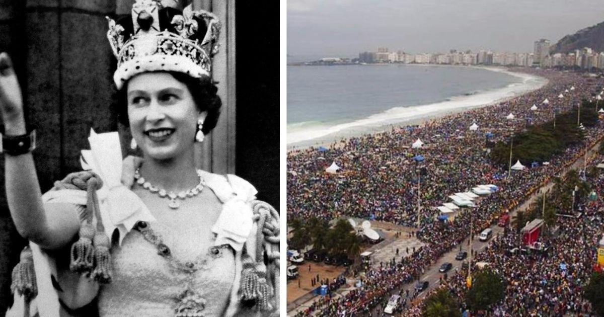 Фото Большая толпа: пять самых массовых сборищ людей в истории