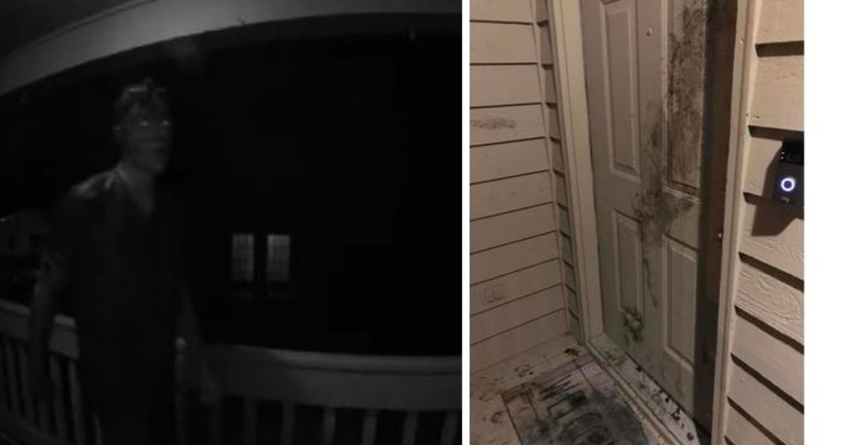 Фото Ходячий мертвец: женщина приняла грабителя за зомби