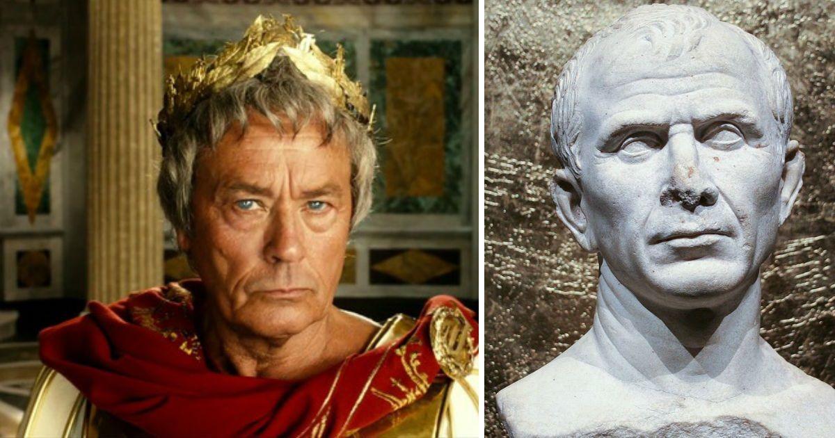 Фото Кто такой Юлий Цезарь? Почему с ним связано столько пословиц?