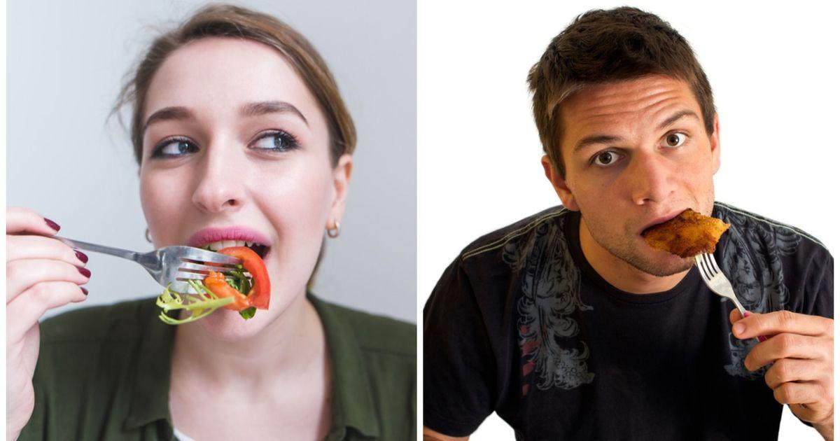Фото Кто такие веганы и вегетарианцы? Не есть мясо - вредно или полезно?