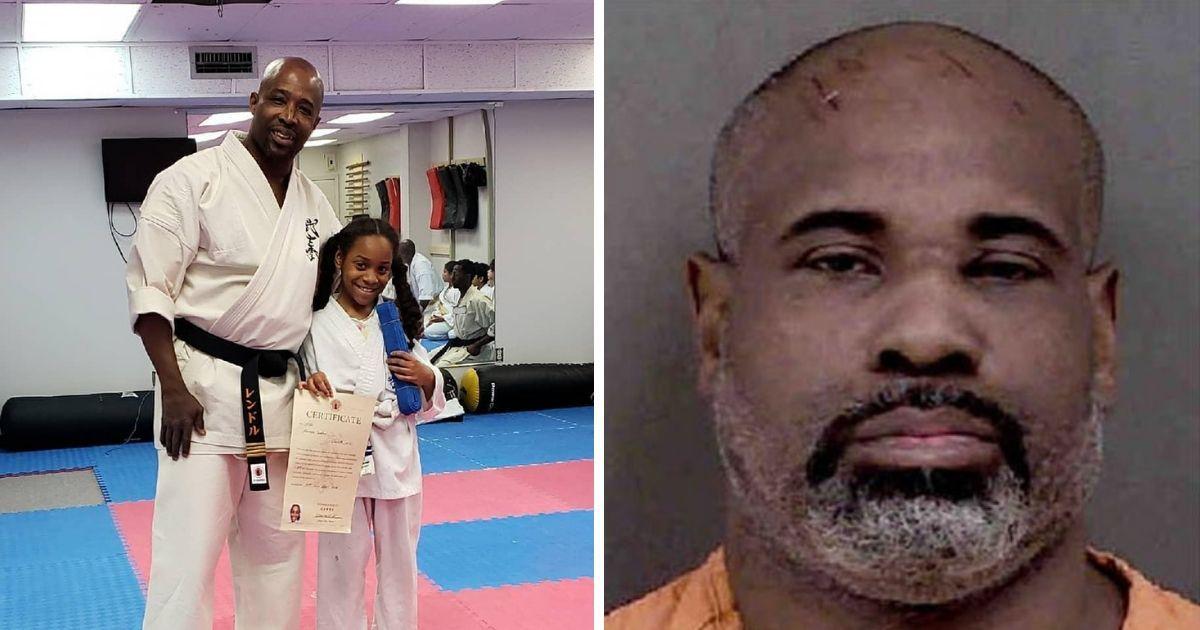 Фото Учитель карате против похитителя: история мужчины, спасшего девушку