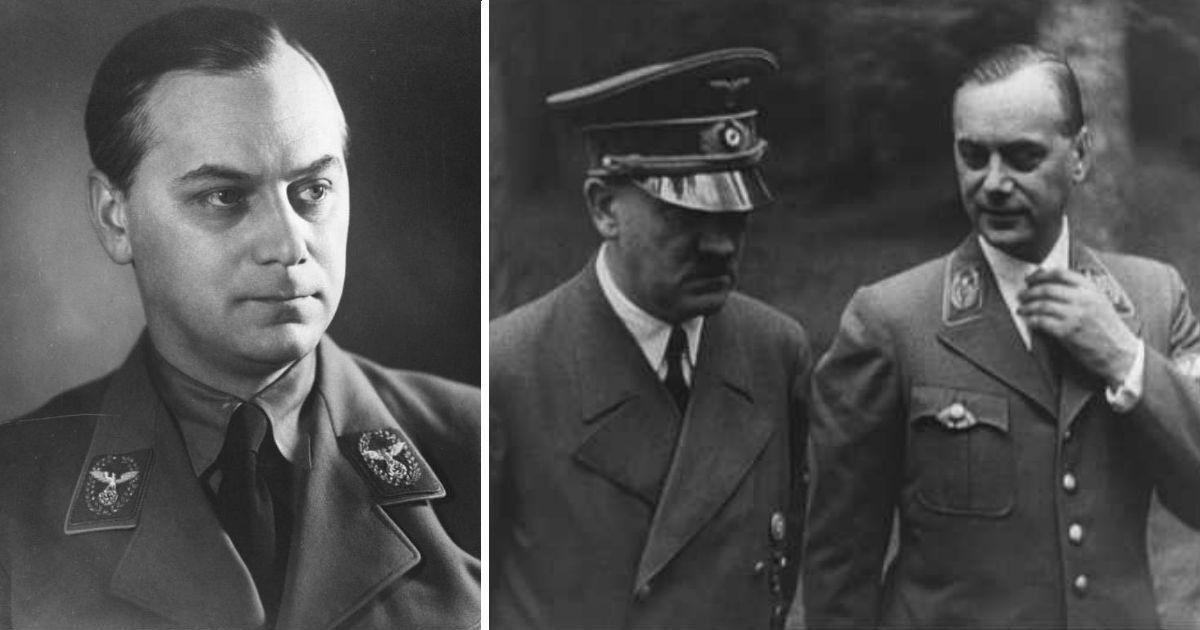 Фото Идеолог Гитлера, учившийся в Москве. Кем был Альфред Розенберг?