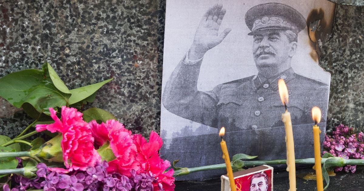 Фото От чего умер Сталин? Факты о легенды о смерти вождя