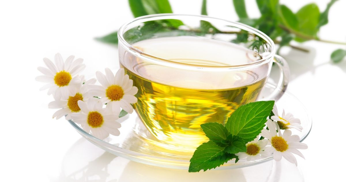 Фото Домашний чай-антистресс