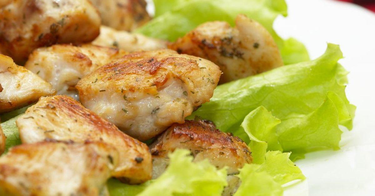 Фото Свиной карбонад из куриного филе