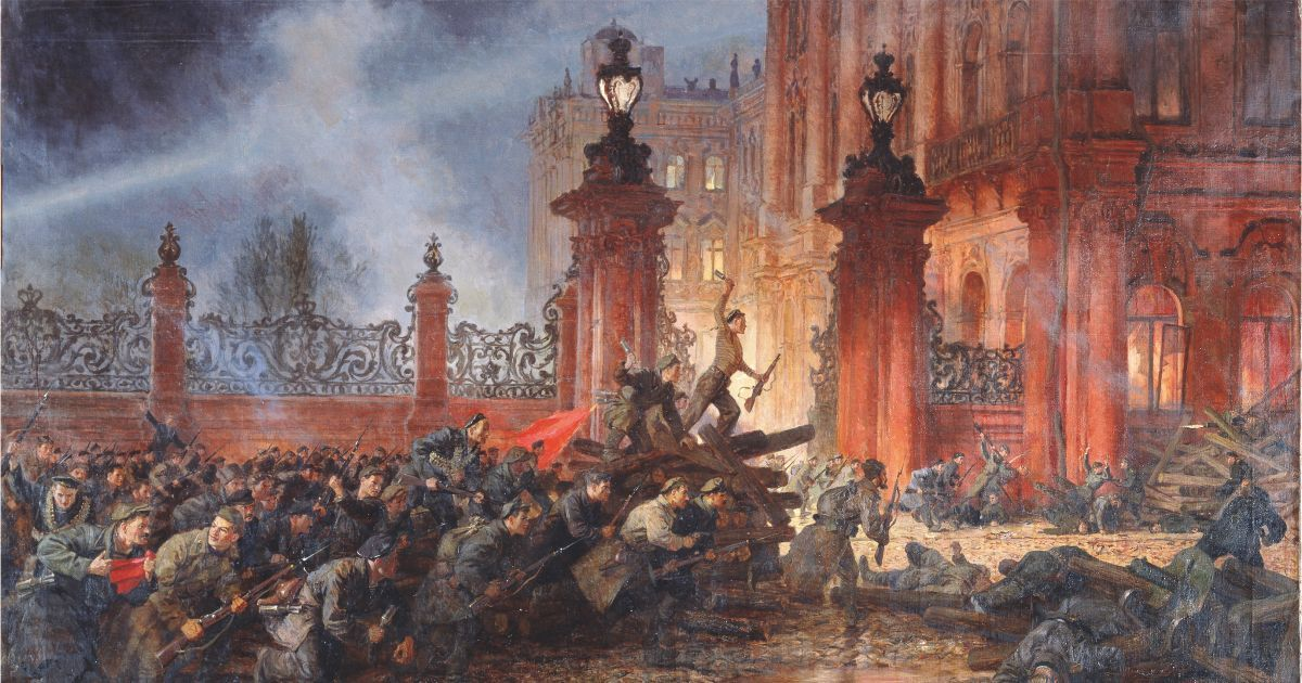 Фото Что такое революция: Революция 1917 года в России и другие примеры