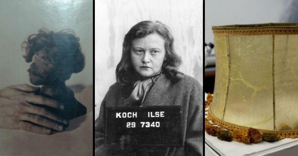 Фото «Фрау абажур» и «ведьма Бухенвальда». Кем была Ильза Кох?