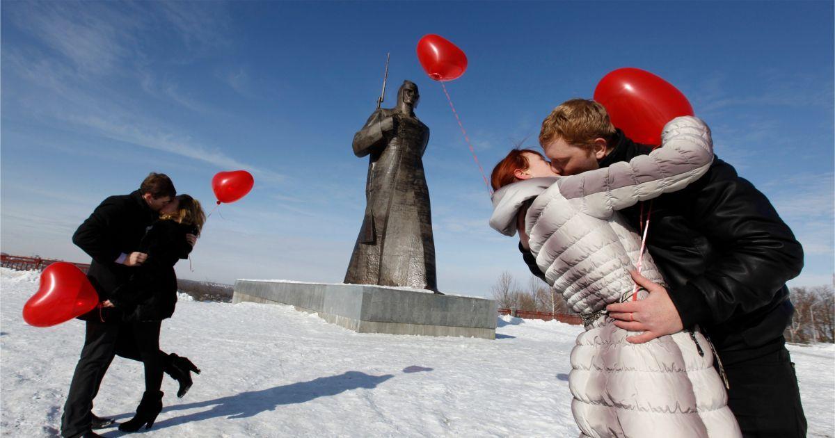 Фото День святого Валентина. Откуда он взялся и можно ли его отмечать православным?