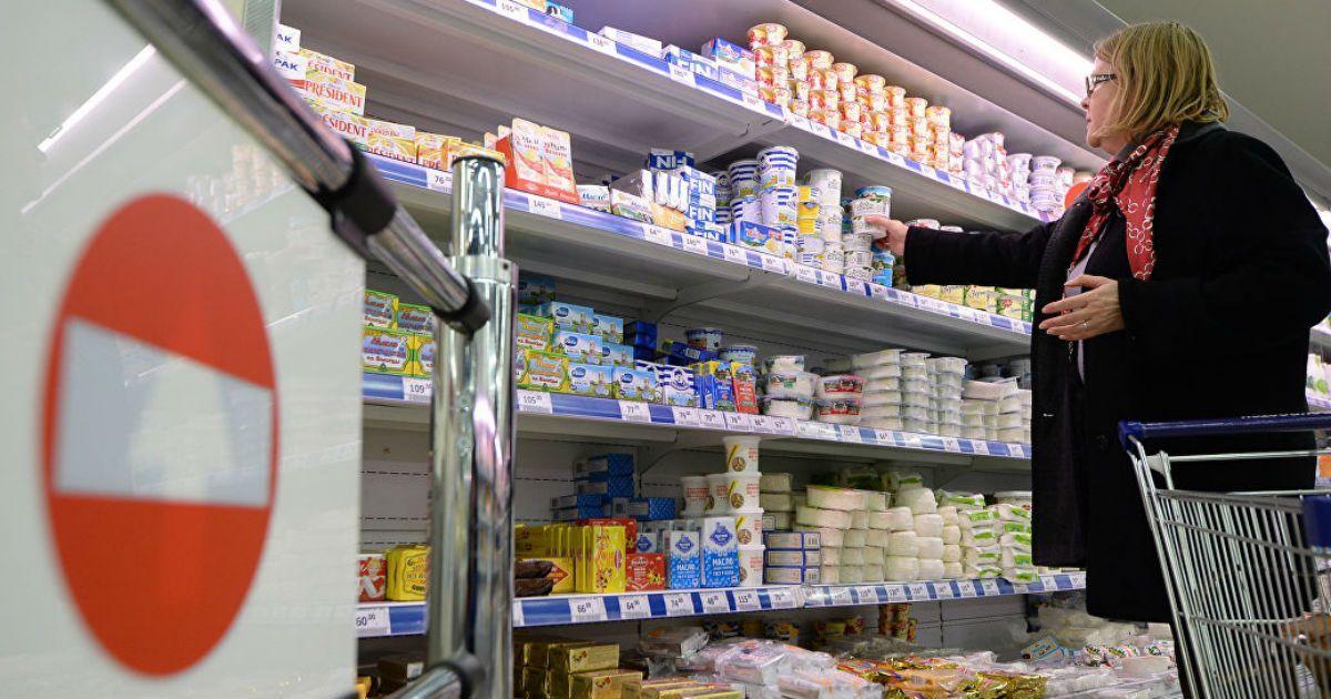 Фото Таможня хочет расширить список «запрещенки». Какой еды лишат россиян?