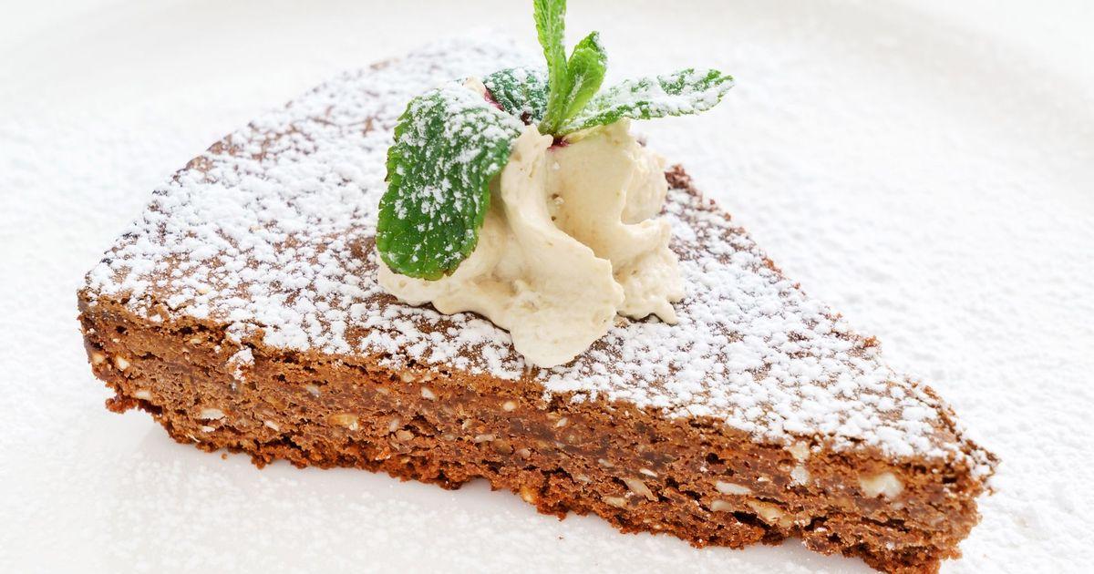 Фото Итальянский шоколадный торт