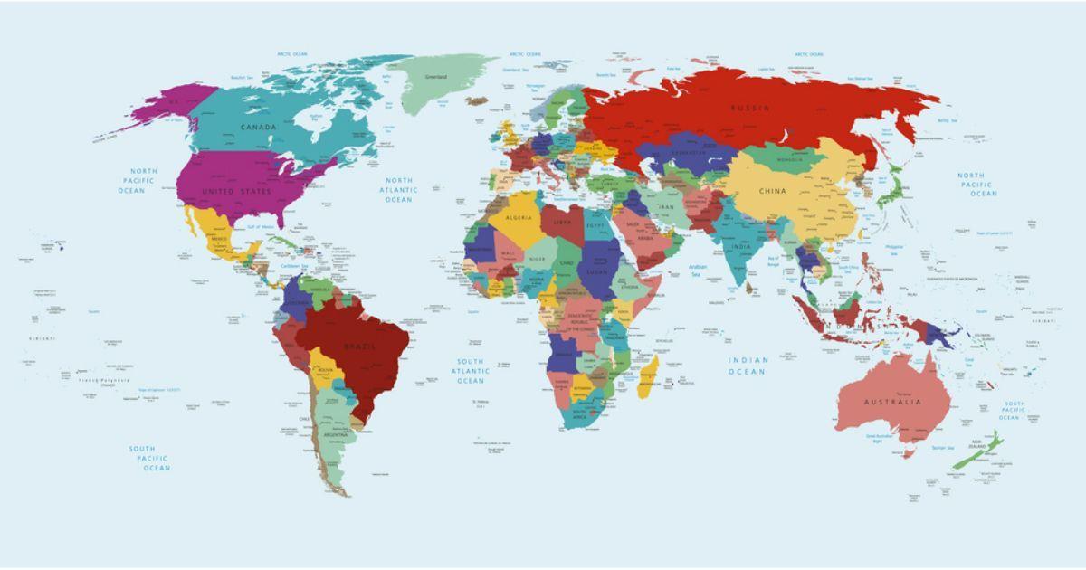 Фото Сколько стран в мире?