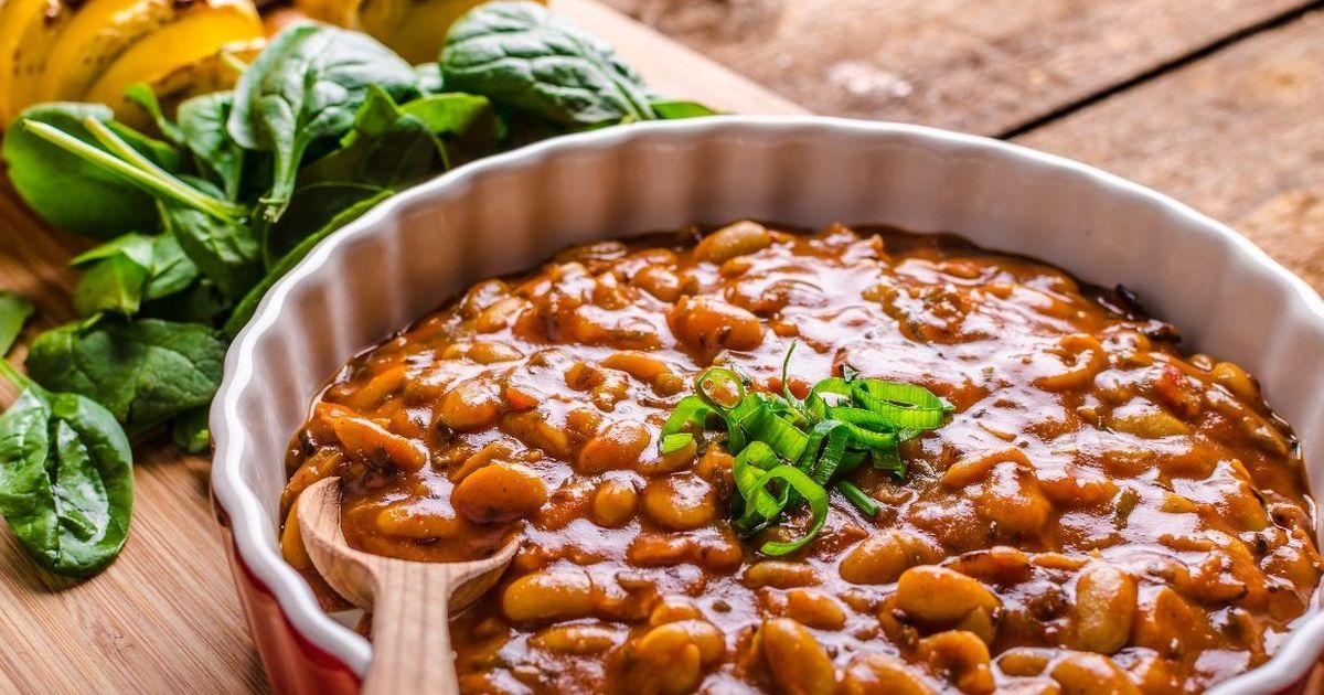 Фото Простой и вкусный рецепт приготовления фасоли