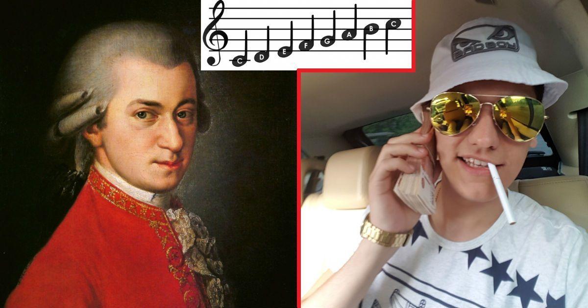 Фото От Моцарта до Прилучного: что такое мажор и кто такие мажоры